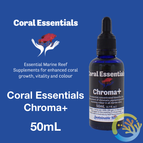 Coral Essentials Chroma+