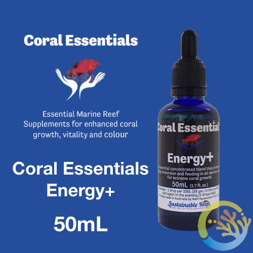 Coral Essentials Energy+