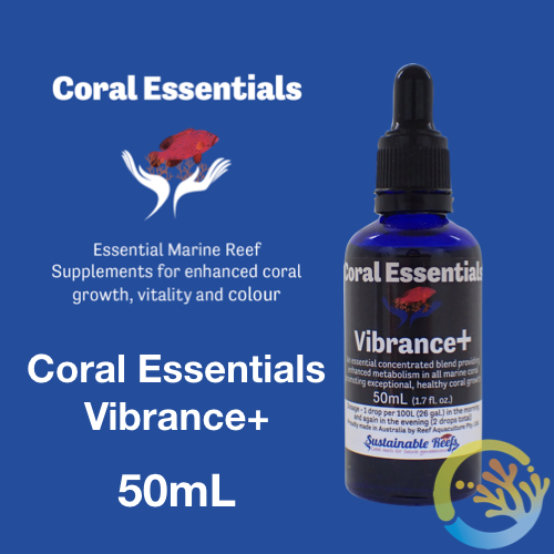 Coral Essentials Vibrance+