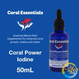 Coral Power Iodine